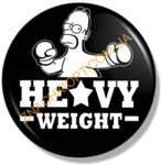 "Значок ""Heavy Weight"""